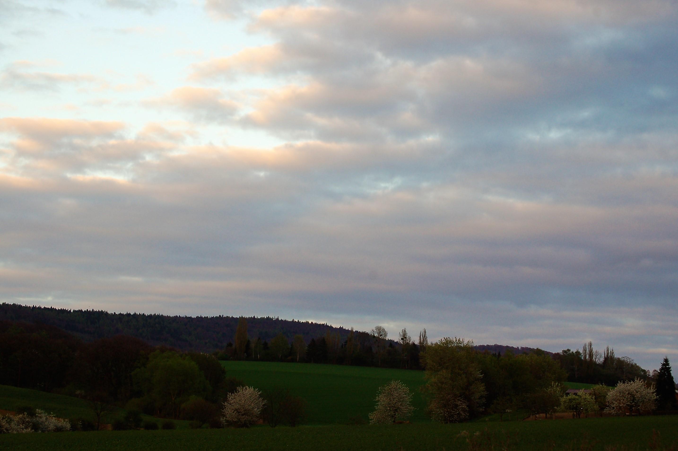 Das Schaumburgerland am Morgen